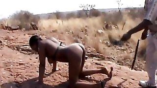 Африкански порно про бабуинов